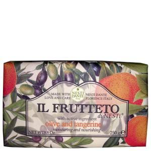 Nesti Dante Il Frutteto Olive Oil and Tangerine Soap 250g