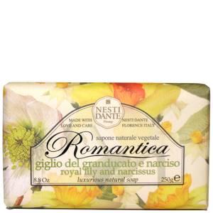 Nesti Dante Romantica Lily and Narcissus Soap 250g
