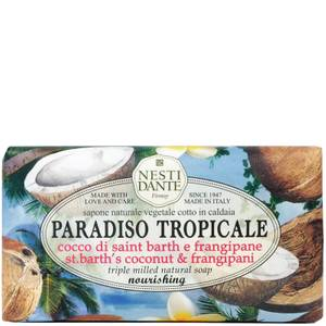 Nesti Dante Paradiso Tropicale St. Bath Coconut and Frangipani Soap 250g