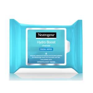 Neutrogena Hydro Boost Cleanser Wipes (25 Wipes)