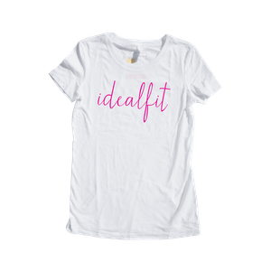 Next Level IdealFit T-Shirts - White - M (Master)