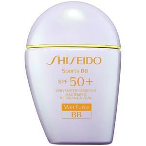 Shiseido Suncare Sports BB Cream SPF 50+ 30ml (Various Shades)
