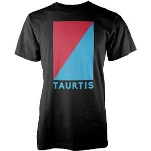 Taurtis Box Logo Insignia Men's T-Shirt