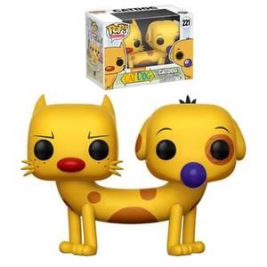 Catdog Pop! Vinyl Figur