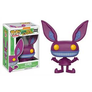 Aaahh!!! Real Monsters Ickis Funko Pop! Vinyl