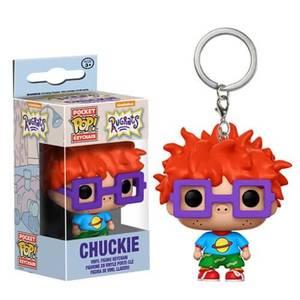 Rugrats Chuckie Finster Pocket Funko Pop! Keychain