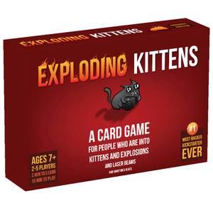 Exploding Kittens - Édition Originale