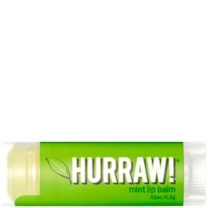 Бальзам для губ с ароматом мяты Hurraw! Mint Lip Balm