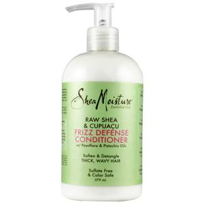 Shea Moisture Raw Shea & Cupuacu Frizz Defense Conditioner 384ml
