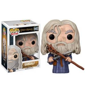Der Herr der Ringe Gandalf Pop! Vinyl Figur