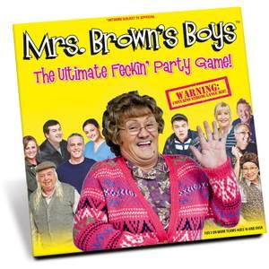Jeu Mrs Brown's Boys Party Game - Version 'Feck'