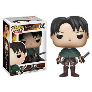 Attack on Titan Levi Pop! Vinyl Figure