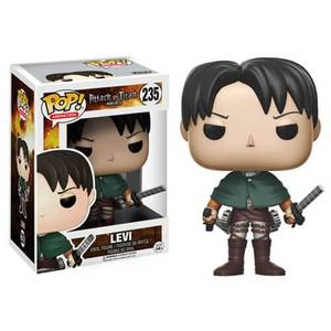 Attack on Titan Levi Funko Pop! Vinyl