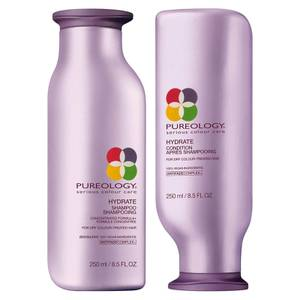 Pureology Hydrate Shampoo and Conditioner Duo (250ml x 2)