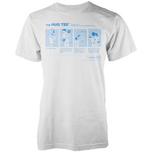 Vo Maria The Hug Tee Men's White T Shirt