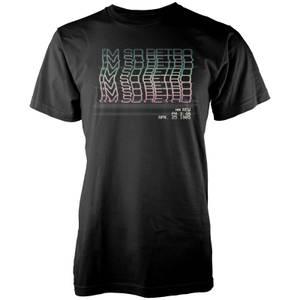 I'm So Retro Men's Black T Shirt