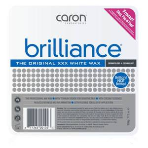 Caron Brilliance Hard Wax Pallet 500g