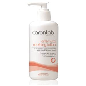 Caronlab After Wax Soothing Lotion With Mango And Witch Hazel 250ml