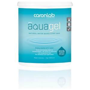 Caronlab Aquagel Natural Water Based Professional Strip Wax 1.1Kg