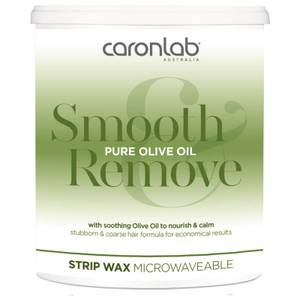Caronlab Smooth And Remove Pure Olive Oil Strip Wax Microwaveable 800g