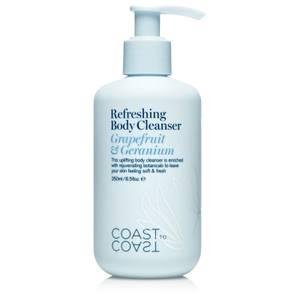 Coast to Coast Coastal Refreshing Body Cleanser 250ml