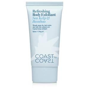 Coast to Coast Coastal Refreshing Body Exfoliant 50ml
