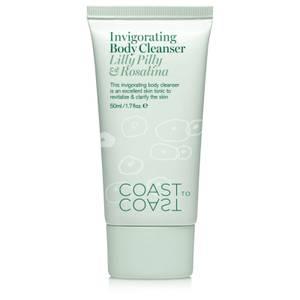 Coast to Coast Rainforest Invigorating Body Cleanser 50ml