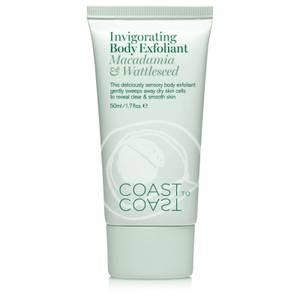 Coast to Coast Rainforest Invigorating Body Exfoliant 50ml