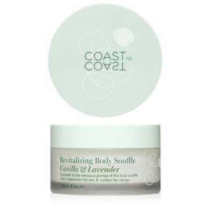 Coast to Coast Rainforest Revitalizing Body Souffle 100ml