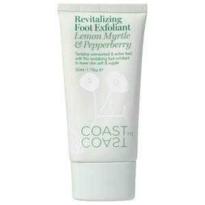 Coast to Coast Rainforest Revitalizing Foot Exfoliant 50ml