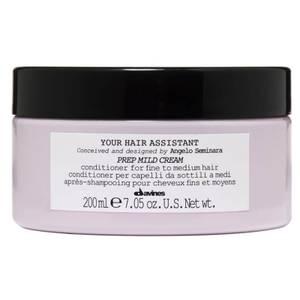 Davines Your Hair Assistant Prep Mild Cream Conditioner 200ml