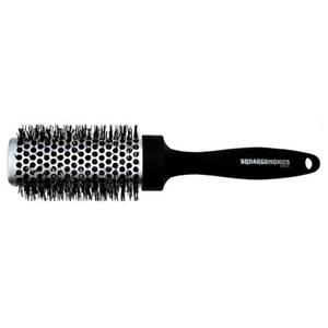 Denman Squargonomic Silver Brush Dsq4S Extra Large 43mm