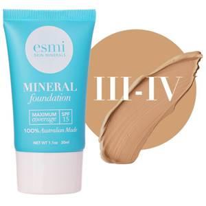 esmi Skin Minerals Mineral Foundation SPF15 III-IV 30ml
