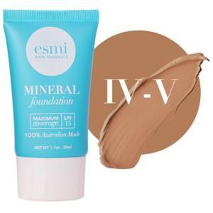 esmi Skin Minerals Mineral Foundation SPF15 IV-V 30ml