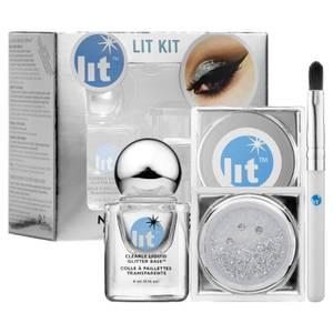 Lit Cosmetics Mini Me Lit Kit - Tinsel Town Size #2 Solid