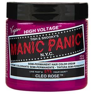 Manic Panic Semi-Permanent Hair Color Cream - Cleo Rose 118ml