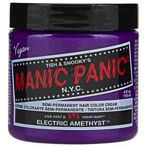 Manic Panic Semi-Permanent Hair Color Cream - Electric Amethyst 118ml