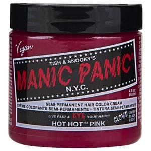 Manic Panic Semi-Permanent Hair Color Cream - Hot Hot Pink 118ml