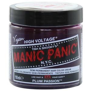 Manic Panic Semi-Permanent Hair Color Cream - Plum Passion 118ml