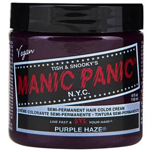 Manic Panic Semi-Permanent Hair Color Cream - Purple Haze 118ml