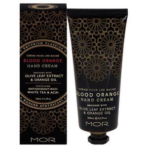 MOR Emporium Classics Blood Orange Hand Cream 100ml