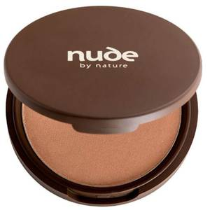 nude by nature Pressed Mineral Cover Foundation - Dark 10g