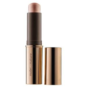 nude by nature Touch of Glow Highlight Stick - Rose 10g
