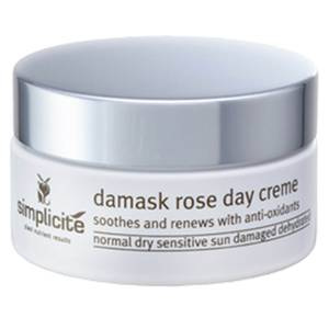 Simplicite Damask Rose Day Crème 55g