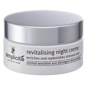 Simplicite Revitalising Night Crème 55g