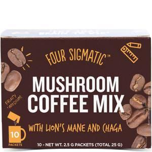 Four Sigmatic Coffee Lion's Mane & Chaga (10 Sachets)