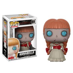 Figurine Pop! Annabelle Conjuring, les dossiers Warren