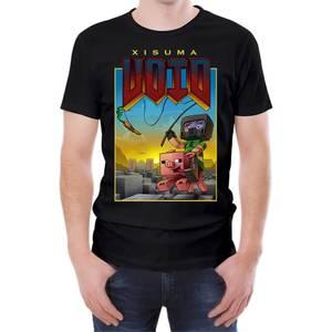T-Shirt Homme Xisuma DoomVoid III Wastelands -Noir