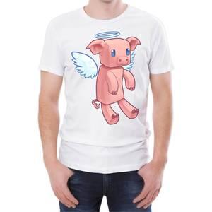 T-Shirt Homme Xisuma Roméo -Blanc