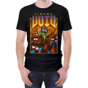 T-Shirt Homme Xisuma DoomVoid -Noir